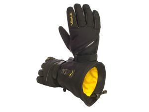 Volt Heat 7V Tatra Heated Textile Waterproof Snow Gloves BLACK