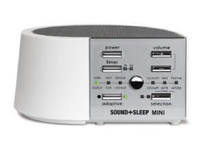 Adaptive Sound Technologies Sound + Sleep Mini White Noise Sleep Sound Machine
