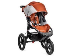 Baby Jogger Summit X3 Single Child Jogging Stroller Orange