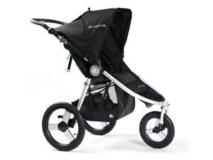Bumbleride Speed Child Baby Light Weight Running Stroller Silver Black