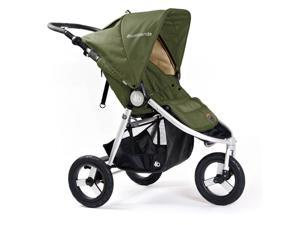 Bumbleride Indie Child Baby Light Weight Stroller Camp Green