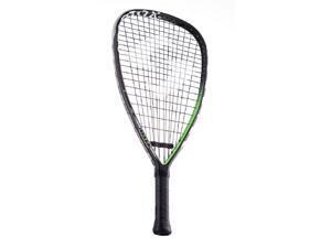 """Gearbox GBX1 165 Teardrop 3 15/16"""" Racquetball Racquet Green"""