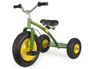 Tomy John Deere Mighty Trike Pedal Childrens Ride On Toy