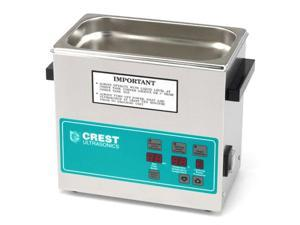 Crest 3/4 Gallon CP230D Ultrasonic Heated Cleaner