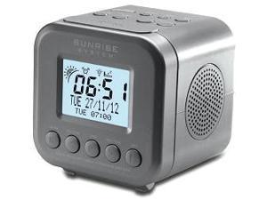 Sunrise Sun Simulator Day Light SRS150 Alarm Clock