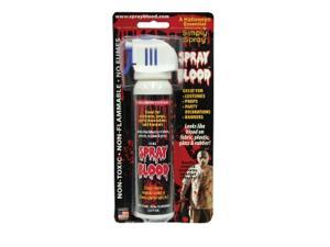 Spray Blood Aerosol Can Makeup Accessory