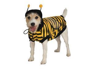 Bumble Bee Pet Costume Size Medium