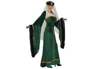 Noble Lady Adult Costume Size X-Large (18-20)
