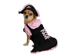 Pink Pirate Pet Costume Size Small