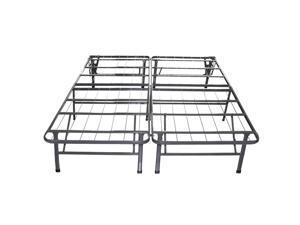 Innovative Platform Metal Box Spring / Bed Frame - Queen