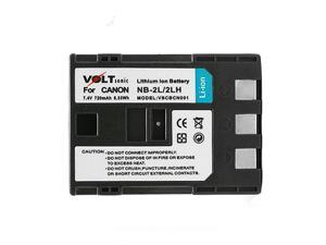 Voltsonic 720mAh Li-Ion Rechargeable Digital Camera Battery for Canon NB-2L / NB-2LH