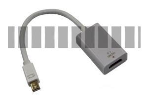 Thunderbolt Mini Displayport Male to HDMI 1.4 Female Adapter Cable Converter Connector HDMI V1.4 Support 3D Compatible for ... - OEM