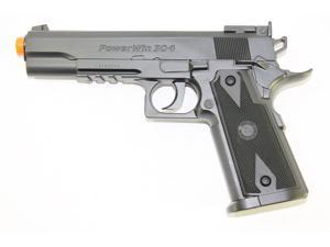 Airsoft Full Size CO2 Gas Pistol Semi Auto 1911 Rail System
