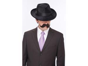 Mustache Handle Bar Mustache Brown