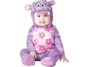 Huggable Hippo Toddler Costume