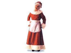 Santa Dress Long Costume