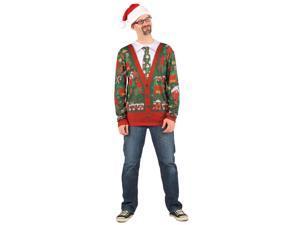 Ugly Christmas Cardigan Costume