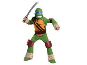 Teenage Mutant Ninja Turtles Deluxe Leonardo Child Costume