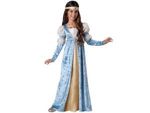 Girls Renaissance Maiden Costume