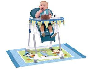 Disney Mickey 1st High Chair Decorating Kit