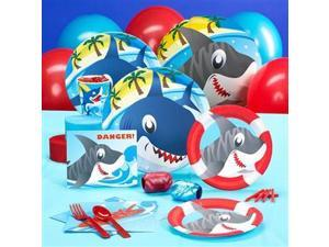 Sharks Standard Party Pack - 8