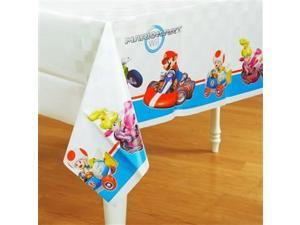 Mario Kart Wii Printed Tablecover