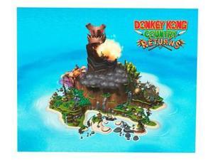 Donkey Kong Activity Placemats