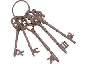 Iron Lock And Key Assortment