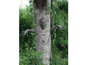 Spooky Living Tree D  cor