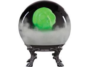 Crystal Ball W/Phantom Skull-B