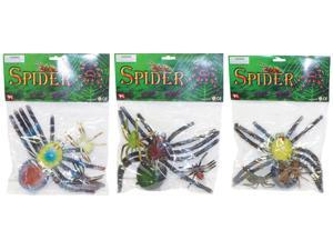 Spiders Rubber Assorted