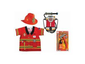 My 1st Career Gear Fire Fighter (4 pc Bundle)