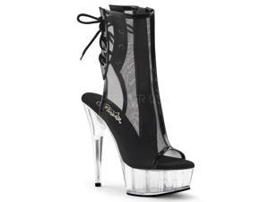"DELIGHT-1018, 6"" Heel, 1 3 4""  Ankle Boot"