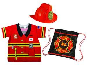 My First Career Gear Firefighter Bundle