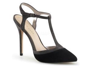 """AMUSE-17, 5"""" Heel, 3 8"""" Hidden Sandal"""
