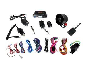 CrimeStopper SP-502 2-Way Deluxe Car Security System with 2-Stage Sensors
