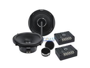 "Infinity Kappa 60.11CS 6-1/2"" 270W 2-Way Car Component Speakers (6011CS)"