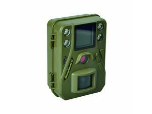 Bolyguard 720P Trail Camera,Weatherproof Hunting Wildlife Monitoring Camera with 940nm IR LEDS for Night Vision(Infra-red LED invisible at night)