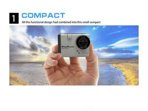 WiFi Waterproof Action Camera 30MP Full HD 1080P Underwater Action Sport Camera CAM DV Camcorder