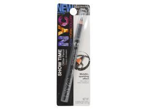 N.Y.C. SHOW TIME GLITTER PENCIL #944 SHOW TIME BLACK