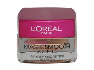 L'OREAL MAGIC SMOOTH SOUFFLE MAKEUP #518 NATURAL BUFF