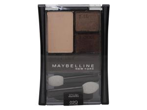 MAYBELLINE EXPERT WEAR STYLISH SMOKES EYE SHADOW #02Q NATURAL SMOKES