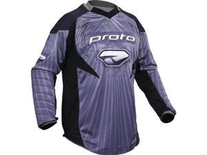 Proto Burst Paintball Jersey - Grey - 2XLarge