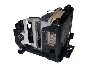 Hitachi ED-S3350 Compatible TV Lamp - Premium Quality with Housing