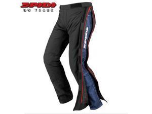 Spidi Superstorm H2Out Waterproof Over-pants Black Size 3X / XXXL