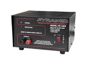 Pyle Ps12kx 10 Amplifier Amp 13.8v Ac/dc Power Supply Converter Heavy Duty