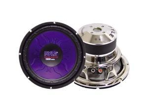 Pyle Pl1590bl 15 1400w Car Audio Subwoofer Sub 1400 Watt