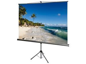 "DO NOT OPEN    AccuScreens 800070 Projection Screen - Manual - 60 x 60"" - Matte White - 85"" Diagonal - 1:1 - Portable"""