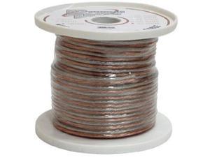 Pyle Rsw16100 16 Ga 100' Spool Car Audio Translucent Purple Speaker Wire