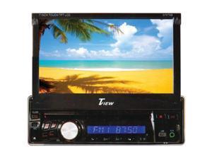 Tview D76tsb 7 Indash Single Din Receiver Bluetooth Mp3 Cd Usb Sd Remote
